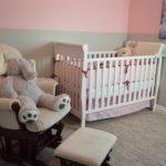 Dětský pokoj v malém bytě