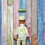 Malujeme – které zdi nechat bílé?