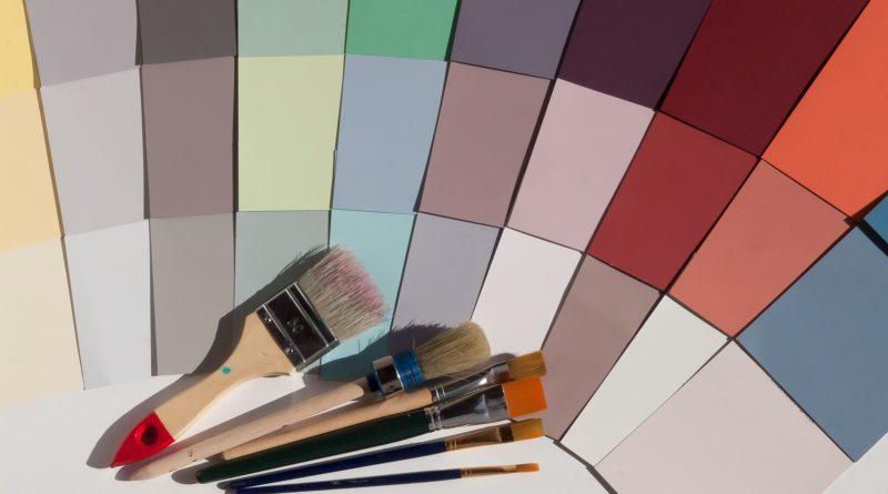 Pastelové barvy v interiéru