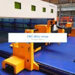 ezání na CNC strojích laserem i vodním paprskem