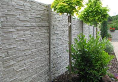betonovy plot